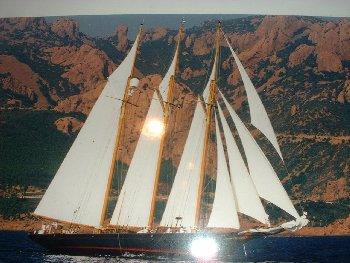 Segelschiff Shenandoah